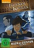 Die Legende von Korra - Buch 2: Geister, Vol. 2