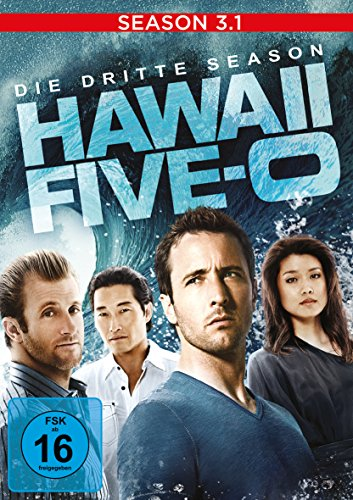 Hawaii Five-0 Season 3.1 (3 DVDs)