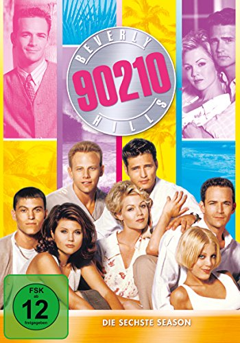 Beverly Hills 90210 Staffel  6 (7 DVDs)