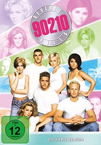 Beverly Hills 90210 Staffel  7 (7 DVDs)