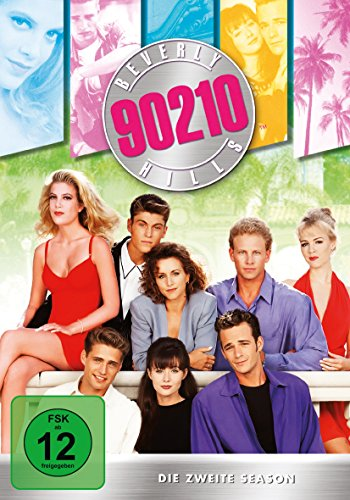 Beverly Hills 90210 Staffel  2 (8 DVDs)