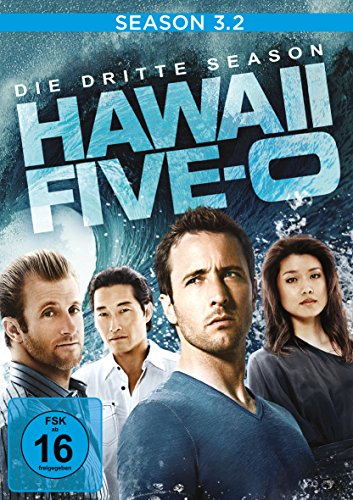 Hawaii Five-0 Season 3.2 (3 DVDs)