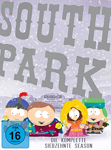 South Park Staffel 17 (2 DVDs)