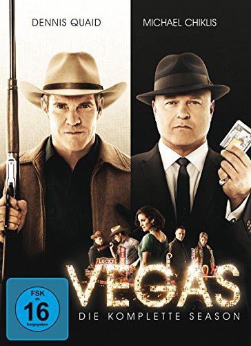 Vegas Die komplette Serie (5 DVDs)