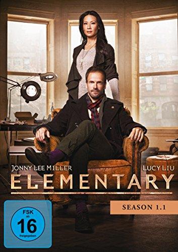 Elementary Staffel 1.1 (3 DVDs)