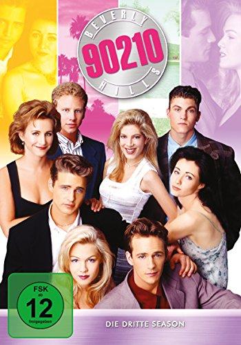 Beverly Hills 90210 Staffel  3 (8 DVDs)