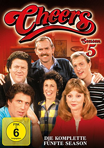 Cheers Season  5 (4 DVDs)