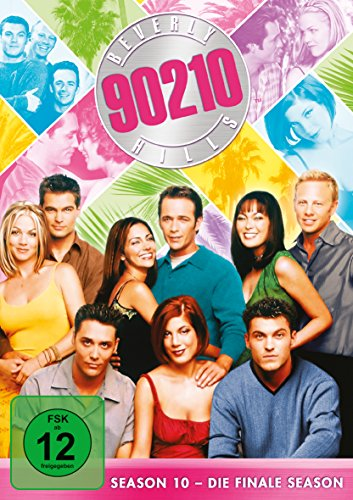 Beverly Hills 90210 Staffel 10 (6 DVDs)