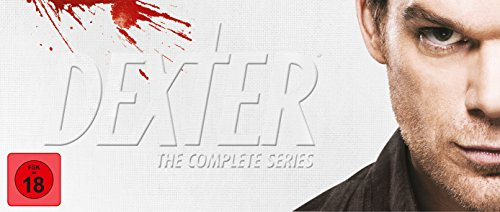 Dexter Die komplette Serie in Bloodslide Box (35 DVDs)