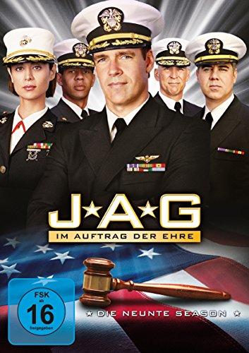 JAG Im Auftrag der Ehre - Season  9 (5 DVDs)
