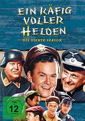 Ein Käfig voller Helden Season 4 (4 DVDs)