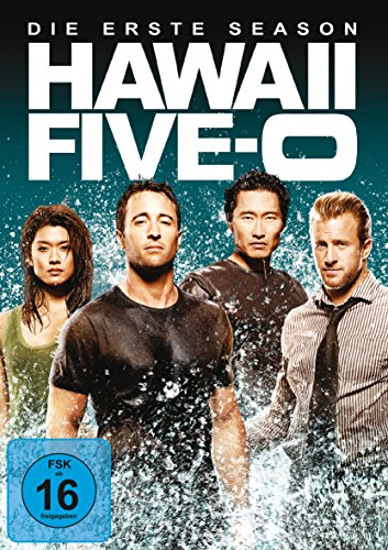 Hawaii Five-0 Season 1 (6 DVDs)
