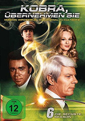 Kobra, übernehmen Sie! Season 6 (6 DVDs)