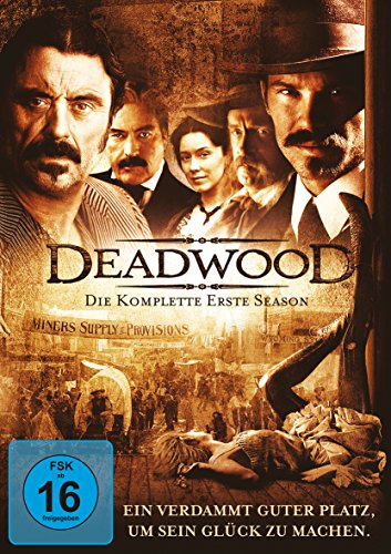 Deadwood Season 1 (4 DVDs)