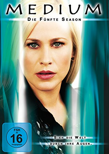 Medium Staffel 5 (5 DVDs)