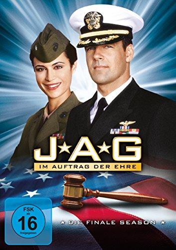 JAG Im Auftrag der Ehre - Season 10 (5 DVDs)