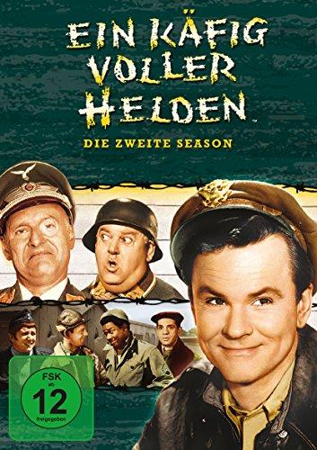 Ein Käfig voller Helden Season 2 (5 DVDs)
