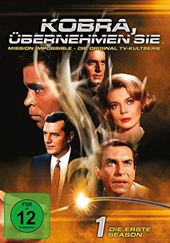 Kobra, übernehmen Sie! Season 1 (7 DVDs)