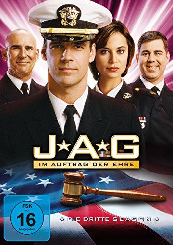JAG Im Auftrag der Ehre - Season  3 (6 DVDs)