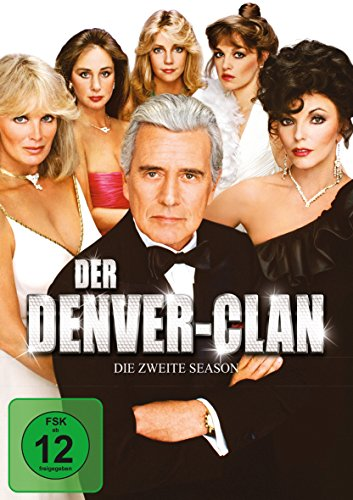 Der Denver-Clan Season 2 (6 DVDs)