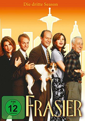Frasier Season  3 (4 DVDs)