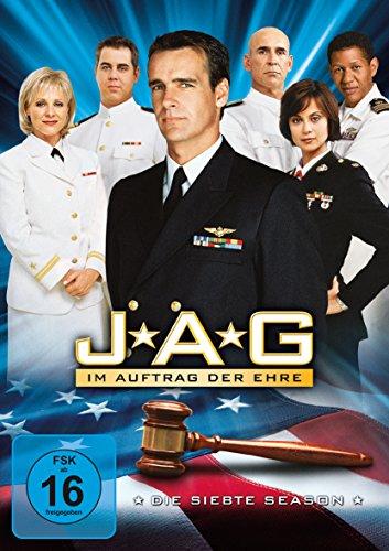 JAG Im Auftrag der Ehre - Season  7 (5 DVDs)