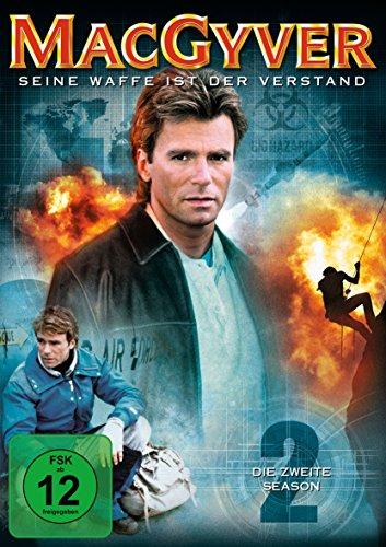 MacGyver Staffel 2 (6 DVDs)