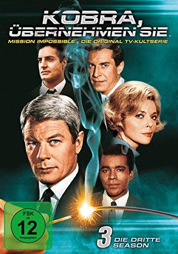 Kobra, übernehmen Sie! Season 3 (7 DVDs)