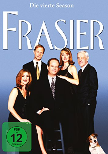Frasier Season  4 (4 DVDs)