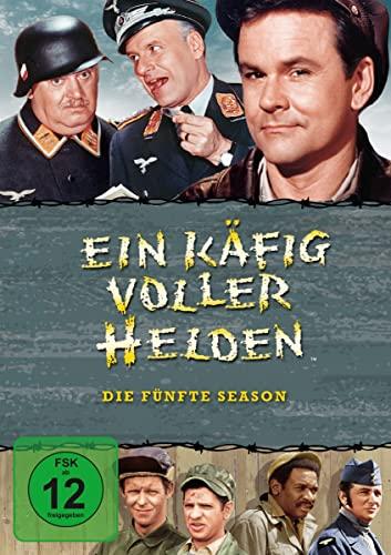 Ein Käfig voller Helden Season 5 (4 DVDs)