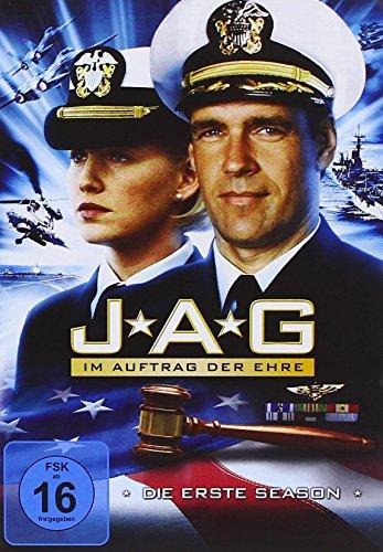 JAG Im Auftrag der Ehre - Season  1 (6 DVDs)
