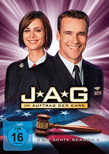 JAG Im Auftrag der Ehre - Season  8 (5 DVDs)