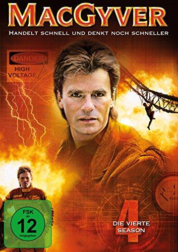 MacGyver Staffel 4 (5 DVDs)