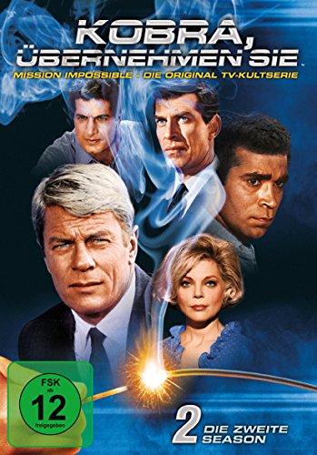 Kobra, übernehmen Sie! Season 2 (7 DVDs)