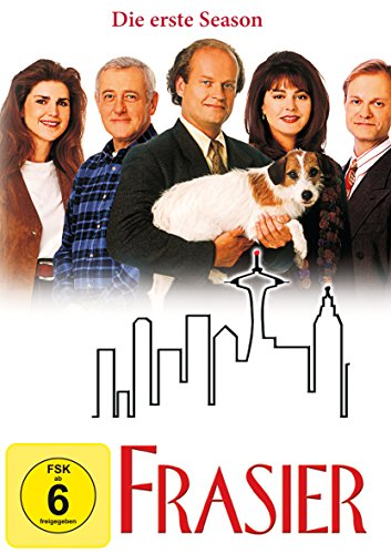 Frasier Season  1 (4 DVDs)