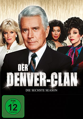 Der Denver-Clan Season 6 (8 DVDs)