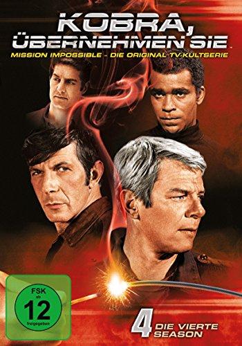 Kobra, übernehmen Sie! Season 4 (7 DVDs)
