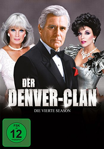 Der Denver-Clan Season 4 (7 DVDs)