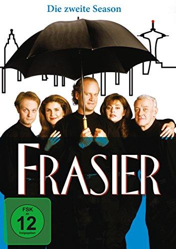 Frasier Season  2 (4 DVDs)