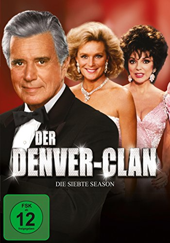 Der Denver-Clan Season 7 (7 DVDs)
