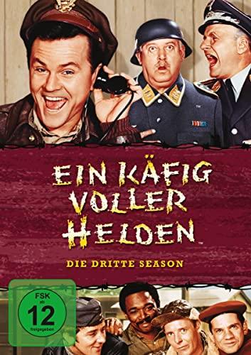 Ein Käfig voller Helden Season 3 (5 DVDs)