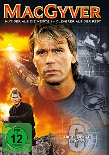 MacGyver Staffel 6 (6 DVDs)
