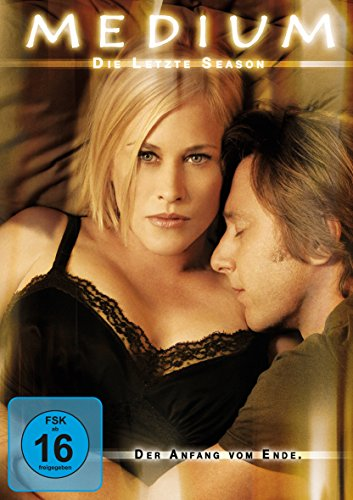 Medium Staffel 7 (4 DVDs)