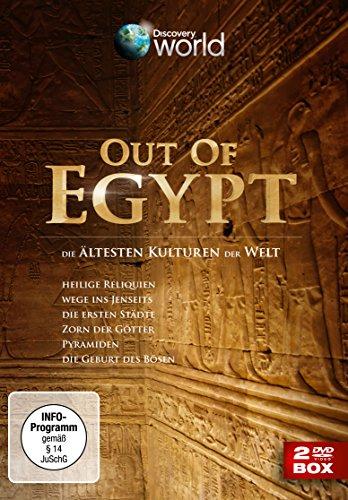 Out of Egypt - Die ältesten Kulturen der Welt 2 DVDs
