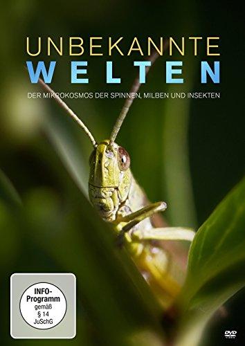 Unbekannte Welten - Der Mikrokosmos der Spinnen, Milben und Insekten / Apfelbaum / Bauerngarten / Almwiese