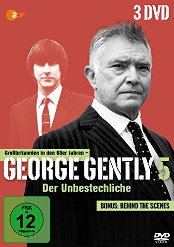George Gently - Der Unbestechliche: Staffel 5 (3 DVDs)