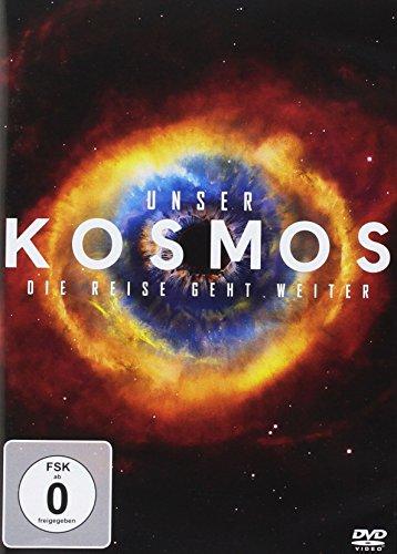 Unser Kosmos - Die Reise geht weiter 4 DVDs