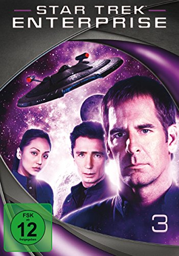 Star Trek - Enterprise: Season 3 (7 DVDs)