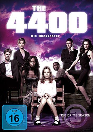 The 4400: Die Rückkehrer - Staffel 3 (4 DVDs)