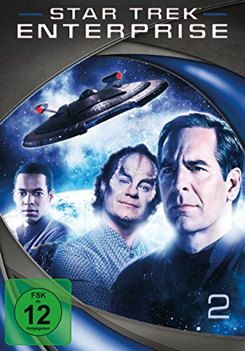 Star Trek - Enterprise: Season 2 (7 DVDs)